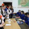 La Aurel Lazăr - Cupidon a colindat din nou clasele