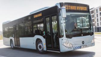 Până la sfârşitul anului 2021 vor ajunge la Oradea - 15 autobuze Mercedes hibrid