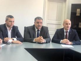 Ionel Avrigeanu, noul şef al ABA Crişuri