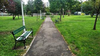 În Parcul Seleuș și Parcul Onisifor Ghibu - Bănci noi de odihnă