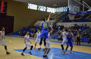Două promovate în Liga Națională de baschet masculin - Rapid și CSM Ploiești, în primul eșalon