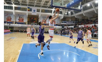 Ironi Ness Ziona – CSM CSU Oradea - Îşi joacă practic ultima şansă de calificare