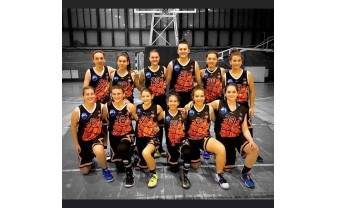 Baschet juvenil, categoria U16 feminin - BCU Oradea debutează în faza a II-a