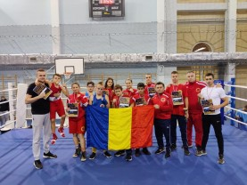 Basti Box Salonta, în turneu în Polonia - Şi-au testat potenţialul la Cupa Carpaţilor