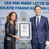 Cea mai mare lecție de Educație Financiară din lume - Şcoala de Bani
