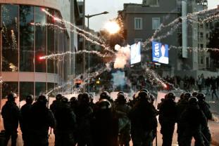 Criză în Liban - Incidente violente la o manifestație în Beirut