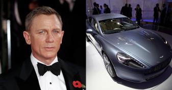 În noul film - James Bond va conduce o maşină electrică