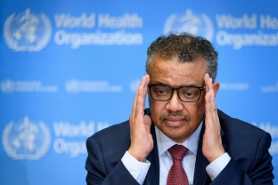 Liderul OMS critică administrarea celei de-a trei doze de vaccin - Ţările africane nu au vaccin