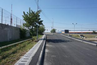 Drum nou care leagă Calea Aradului de şoseaua de centură - Lucrările vor fi gata la începutul lunii octombrie
