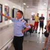 """Caravana SMURD """"Fii pregătit"""" a ajuns la Oradea - Lecţii de prim ajutor"""