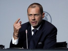 UEFA critică decizia francezilor de a încheia sezonul