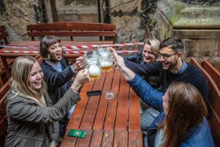 Relaxare în Cehia - Localurile au fost deschise