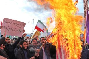 """Opt agenți CIA au fost reținuți în urma protestelor din Iran - """"Conspiraţii foarte periculoase"""""""