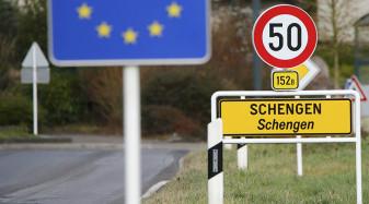 25 de ani de liberă circulaţie în interiorul Uniunii Europene - Aniversare cu graniţe închise