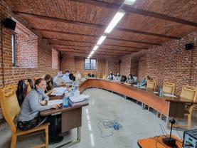 Comisia de Urbanism. Documentaţiile pot fi susţinute online - Aviz pentru Piaţeta Independenţei