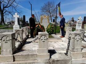 Comemorare Ioan Ciordaș și Nicolae Bolcaș - Eternă recunoștință față de jertfa Martirilor Bihorului