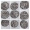 O recidivă arheologică - Tezaur de monede romane lângă Borod