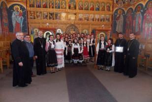"""Concert de pricesne, la Husasău de Criș - """"La umbra crucii tale"""""""