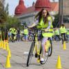 Săptămâna Europeană a Mobilității, marcată la Oradea - Elevii au concurat pe bicicletele