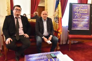 Joi, 12 martie, două concerte Tezaur Folcloric la Oradea - Orchestra Populară Crișana, la aniversare