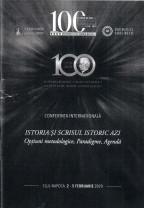 Institutul de Istorie Națională din Cluj (1920 - 2020) - Un secol de la înființare