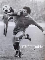 S-a stins un fost fotbalist reprezentativ al FC Bihor - A murit Cornel Georgescu
