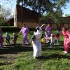 Bucurie pentru micuți, de Sărbătorile Pascale - A venit iepurașul la creșă