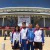Sportivii CSC Crișan au punctat în Cipru - Medalie de argint pentru Mălina Bogdan