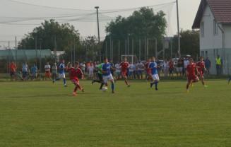CSC Sânmartin – Luceafărul Oradea 3-6 - Nouă goluri în derby-ul Bihorului