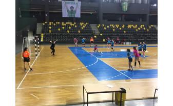 Handbalistele participă la Turneul 3 - Încearcă surpriza în duelul cu CSM Deva