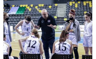 """Liga Naţională de baschet feminin - CSU Rookies Oradea încearcă să predea """"lanterna roşie"""""""