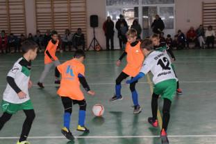 """Fotbalul ca mijloc de educație - Cupa """"Sărbătorim Împreună"""", la prima ediție"""