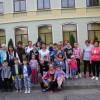"""Ștei. """"Let""""s Do It, Romania"""" - Voluntarii au curățat gunoaiele aruncate de alții"""