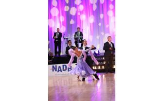 Locul 11 la Campionatul Mondial din Olanda - Dansatorii orădeni Șerban Clit și Aurora Gioncada