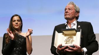Festivalul de la Cannes 2019 - Alain Delon, premiu onorific Palme d'Or