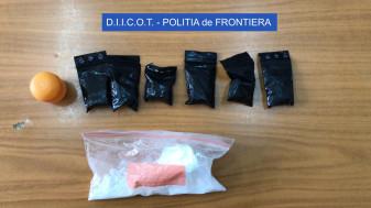 Un bărbat a încercat să introducă stupefiante în țară - Prins cu droguri la frontieră