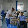 Jandarmeria Bihor sprijină campania iniţiată de Patriarhia Română - Donează sânge! Salvează o viaţă!