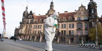 Poliția germană oferă o recompensă de 500.000 de euro pentru informații - Jaful de la Dresda