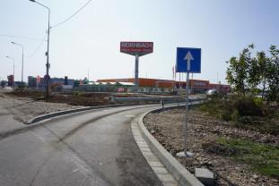 Drumul colector Calea Sântandrei – Calea Aradului - Deschis pentru circulaţia rutieră