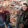 """Ed Sheeran şi apariţia sa în noul sezon """"Game of Thrones"""" - I-a pus o pilă Arya Stark"""