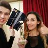 Concursuri internaționale de magie în Balcani - Eduard și Bianca au fost premiați