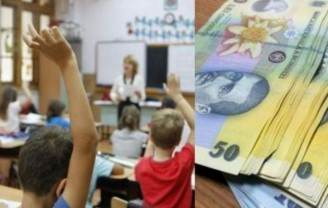 Elevii vor burse de 30% din salariul minim - Cerere adresată Guvernului