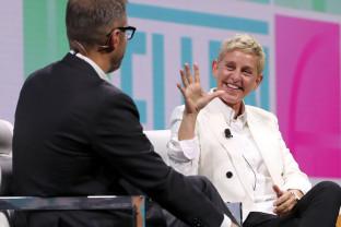 Gala Globurilor de Aur. Ellen DeGeneres - Premiu pentru întreaga carieră