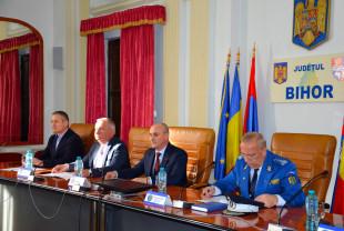 Inspectoratul de Jandarmi Judeţean Bihor - Bilanţul anului trecut