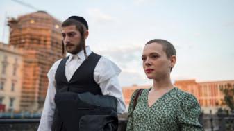 Comunitatea hasidică, a evreilor ultrareligioși din Brooklin - Originară din Nord-Vestul României