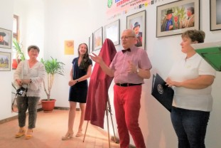 """Vernisajul expoziției de artă fotografică """"HORTOBÁGY 2019"""" - Lansarea primului Centru Expozițional EFA"""