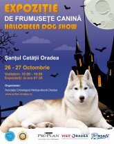 """Expoziție de frumusețe canină, în Cetate - """"Halloween Dog Show"""""""