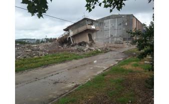 Fabrica de zahăr de la Oradea este demolată – Lasă loc unui proiect imobiliar
