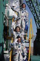 Un echipaj rusesc va filma pe Staţia Spaţială Internaţională - Războiul rece al filmelor