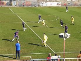 CA Oradea – Minaur Baia Mare 2-3 - Victorie meritată a oaspeților